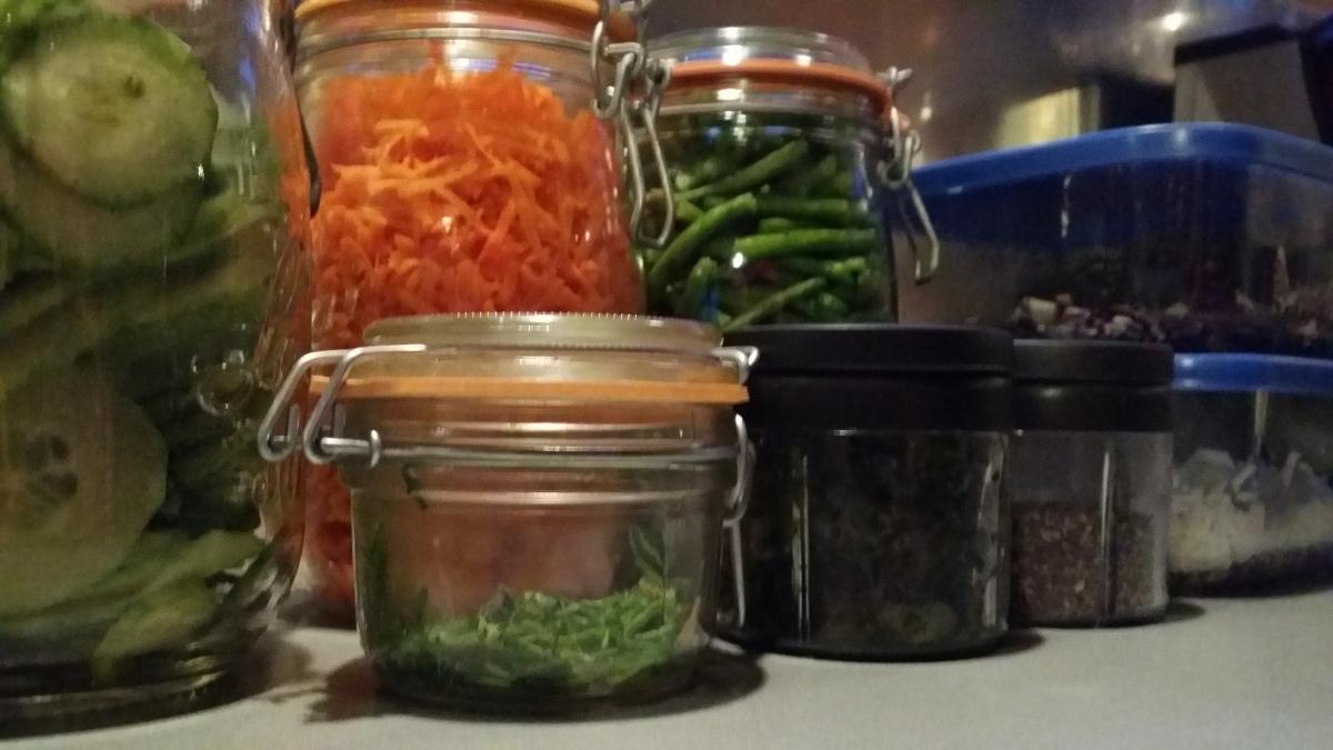 Manger plus de légumes? Oui avec la conservationpratique!