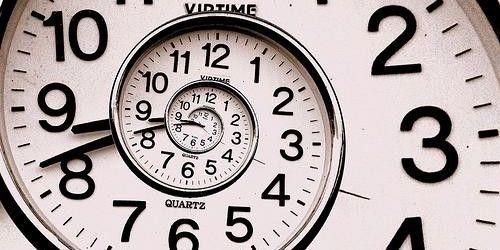 Pas de temps perdu, chaque moment compte en organisation…