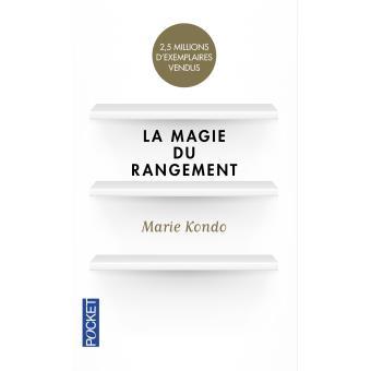 J'ai lu: La Magie du Rangement MarieKondo