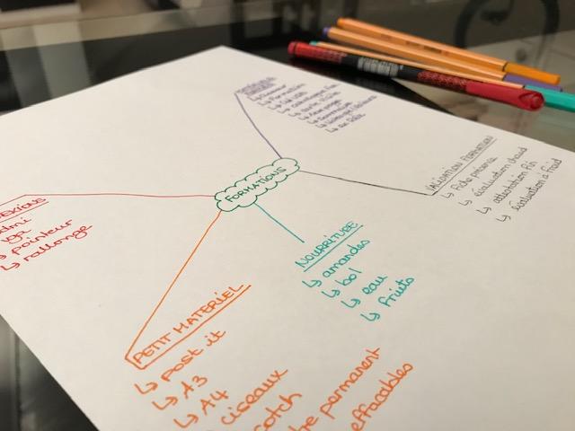 Le Mind Mapping un allié pour l'organisation